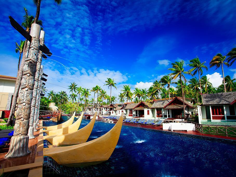 Hotel Sentido Graceland Khao Lak Resort   Spa