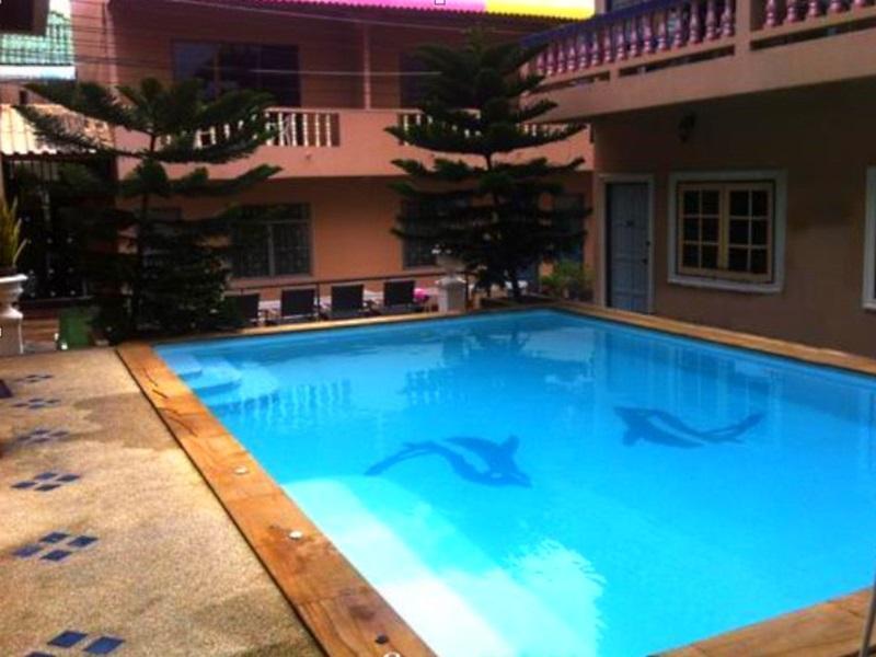 Hotell Ciao Residence i Patong, Phuket. Klicka för att läsa mer och skicka bokningsförfrågan