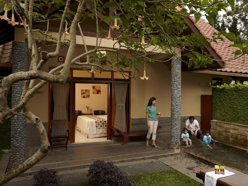 Gracia Spa Resort - Hotels and Accommodation in Indonesia, Asia
