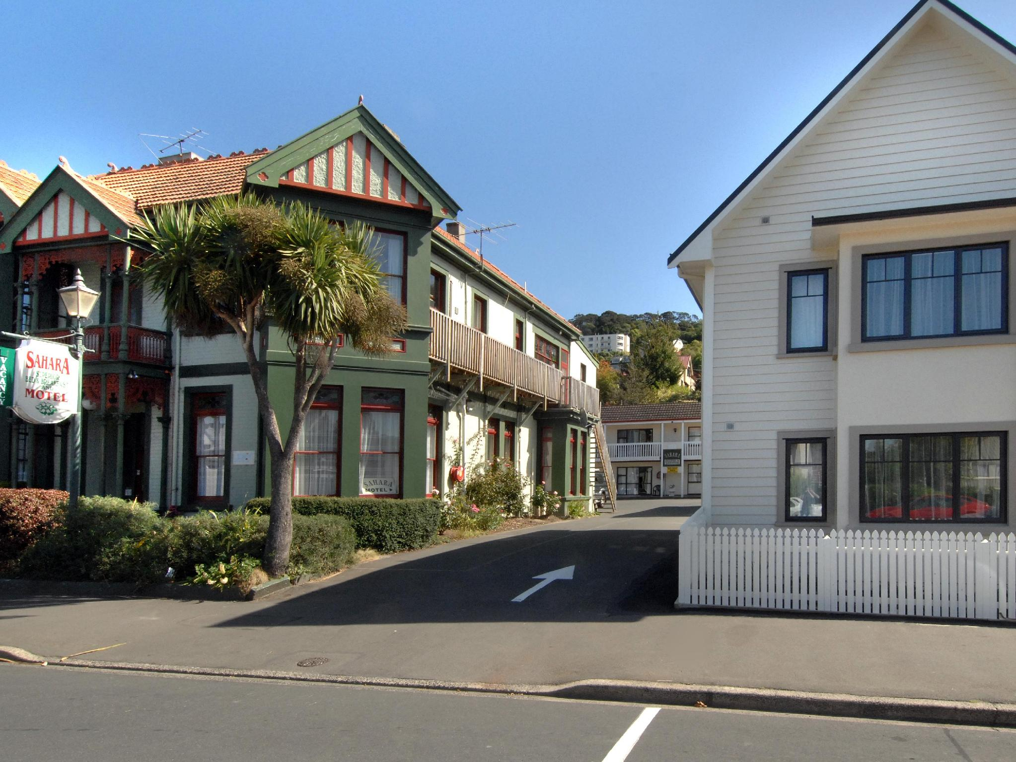 Sahara Guesthouse & Motels - Hotels and Accommodation in New Zealand, Pacific Ocean And Australia