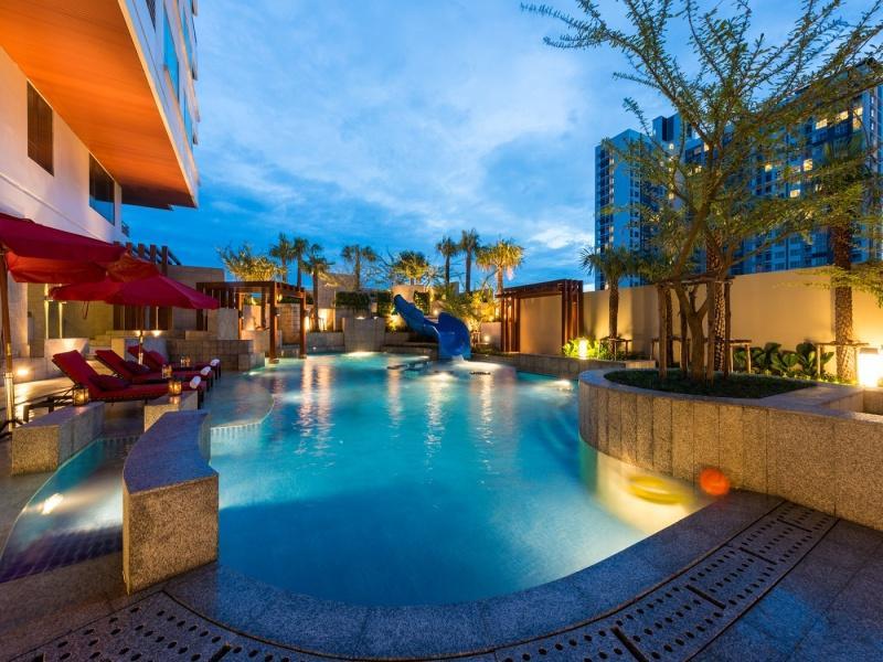 Jasmine Grande Residence - Bangkok