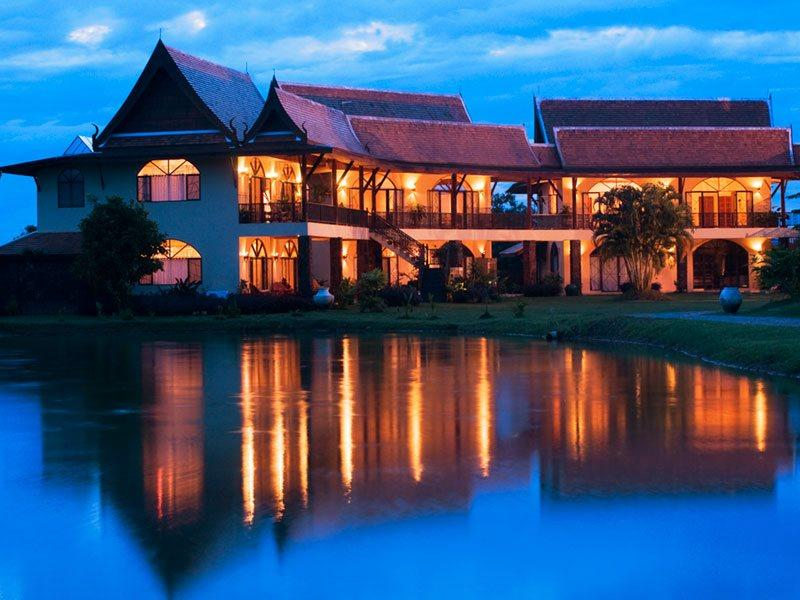 Hotell Rico Resort Chiang Kham i , Phayao. Klicka för att läsa mer och skicka bokningsförfrågan