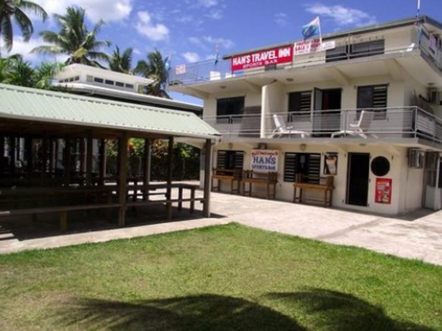 Hans Travel Inn - Hotell och Boende i Fiji i Stilla havet och Australien