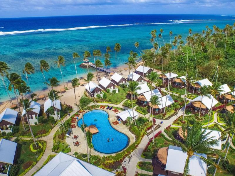 Saletoga Sands Resort and Spa - Hotell och Boende i Samoa i Stilla havet och Australien