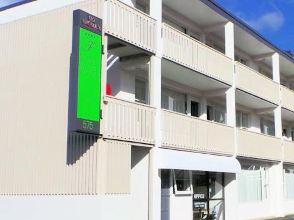 George Street Motel Apartments - Hotels and Accommodation in New Zealand, Pacific Ocean And Australia