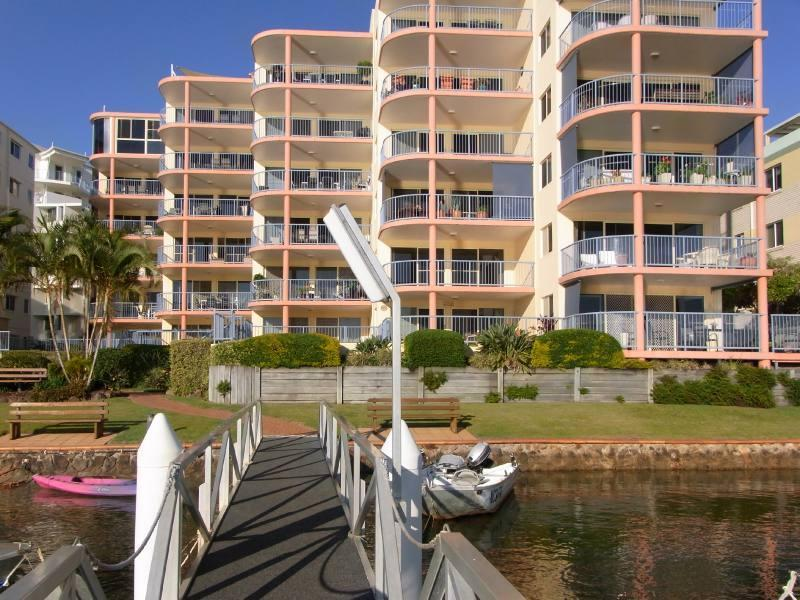 On The River Apartments - Hotell och Boende i Australien , Sunshine Coast