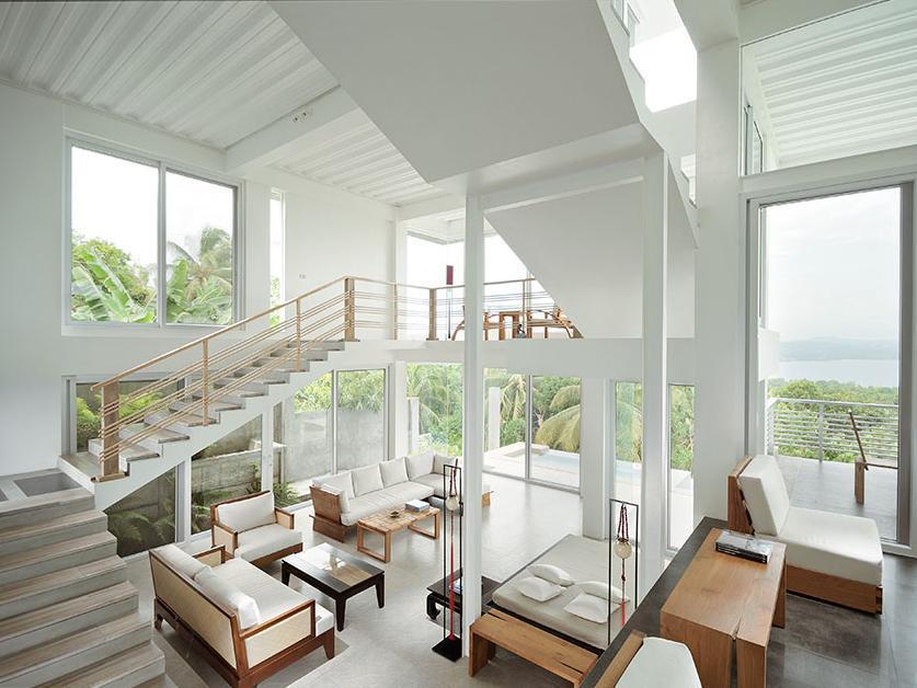 The Glasshouse in Bohol