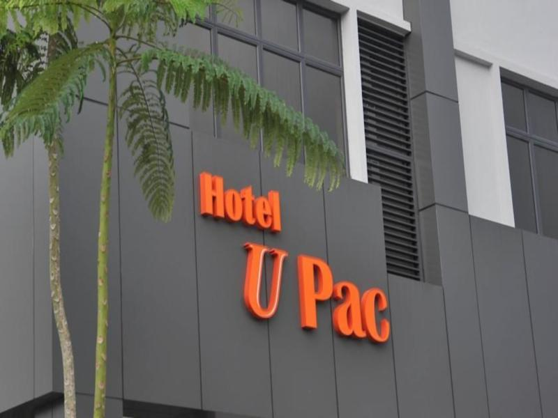 U Pac Hotel - Hotels and Accommodation in Malaysia, Asia