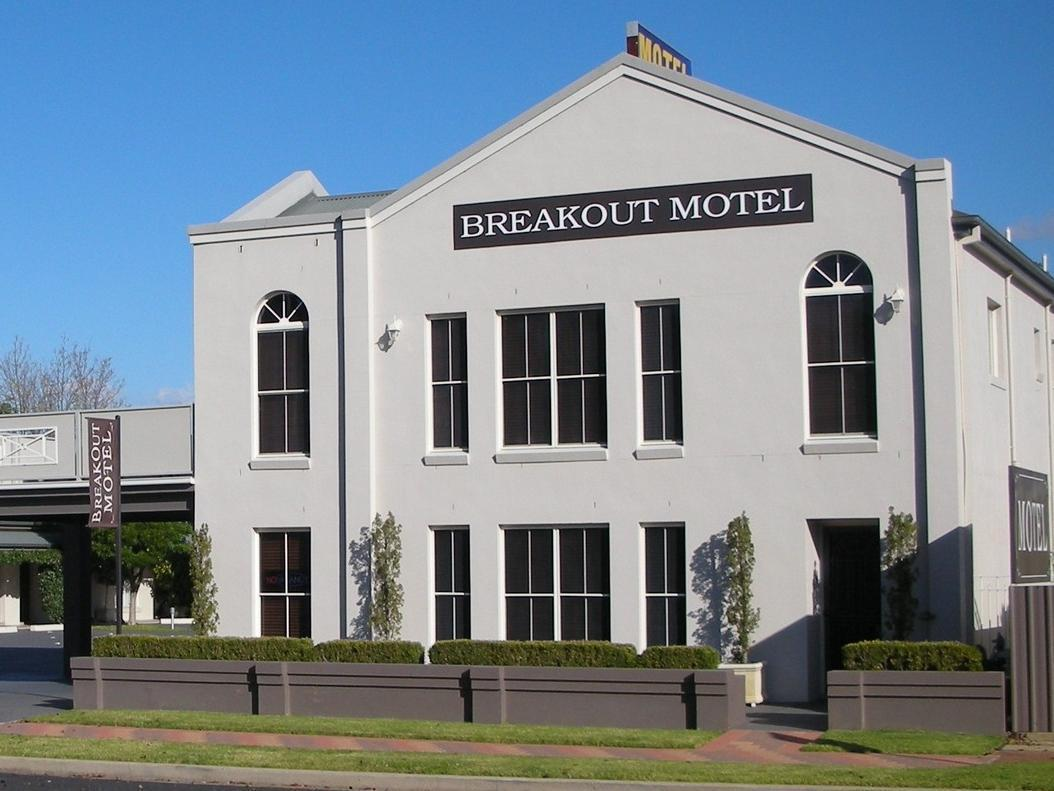 Breakout Motor Inn - Hotell och Boende i Australien , Cowra