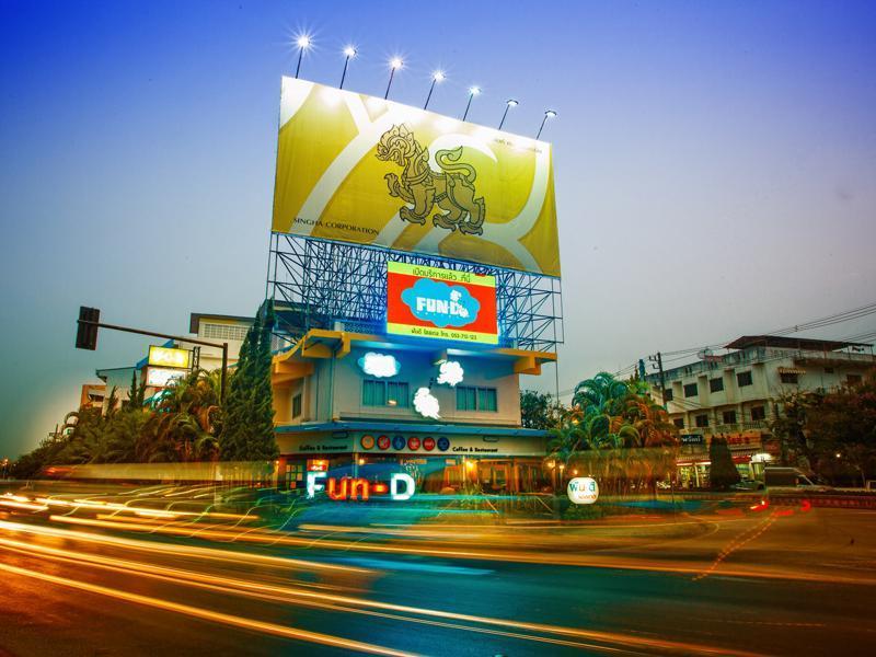 Fun D Hostel - Chiang Rai