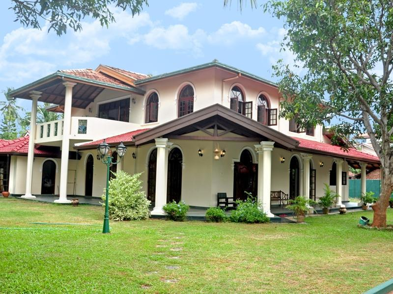 Hill House Negombo - Front view