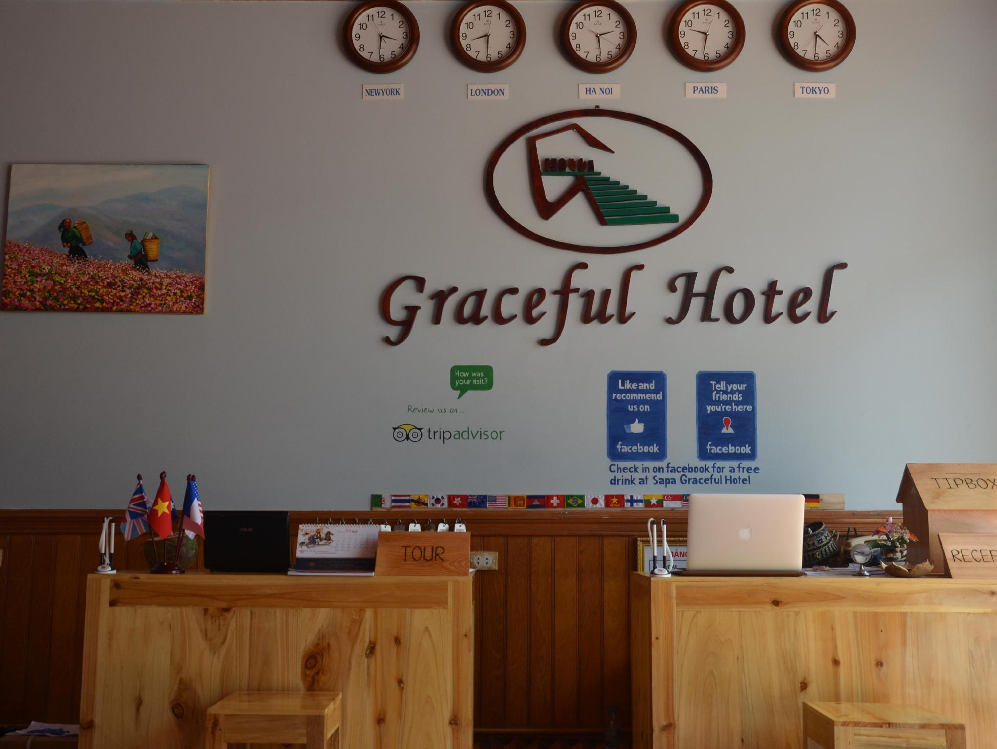 Sapa Graceful Hotel