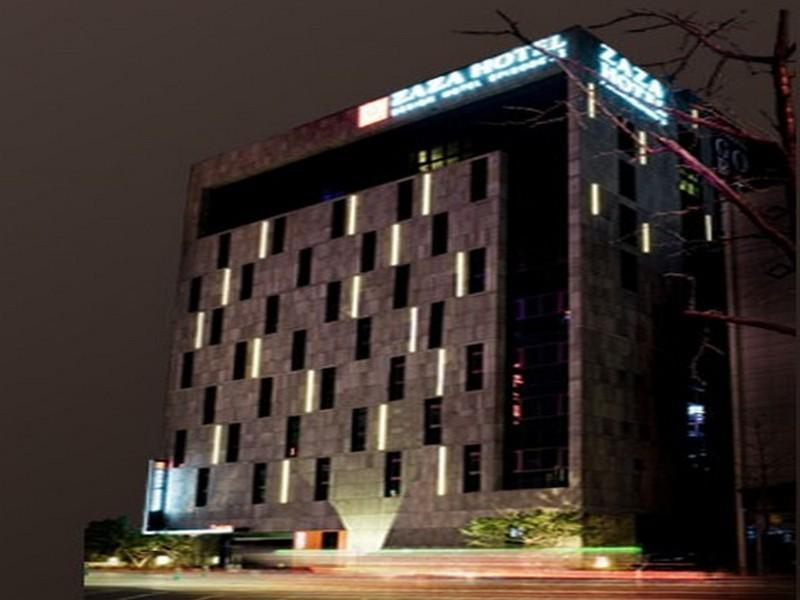 โรงแรม ซาซา  (Zaza Hotel)