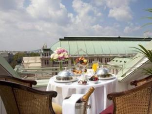 Hotel Bristol A Luxury Collection Hotel Vienna - Balcony/Terrace
