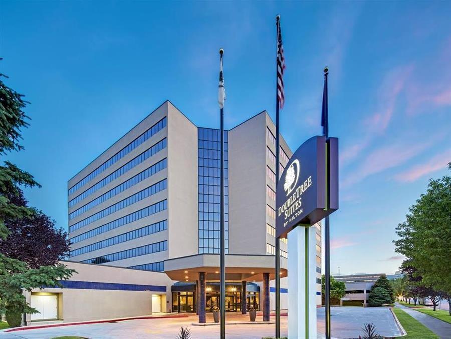 Doubletree Suites By Hilton Salt Lake City Hotel
