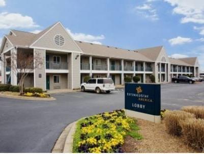 Crossland Economy Studios -Asheville Hwy Hotel