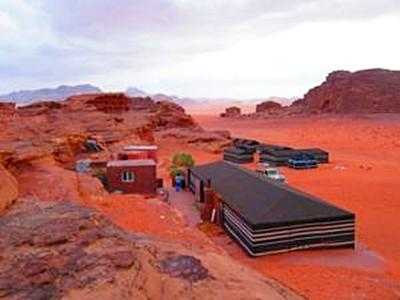 Bedouin Meditation Camp - Hotels and Accommodation in Jordan, Middle East