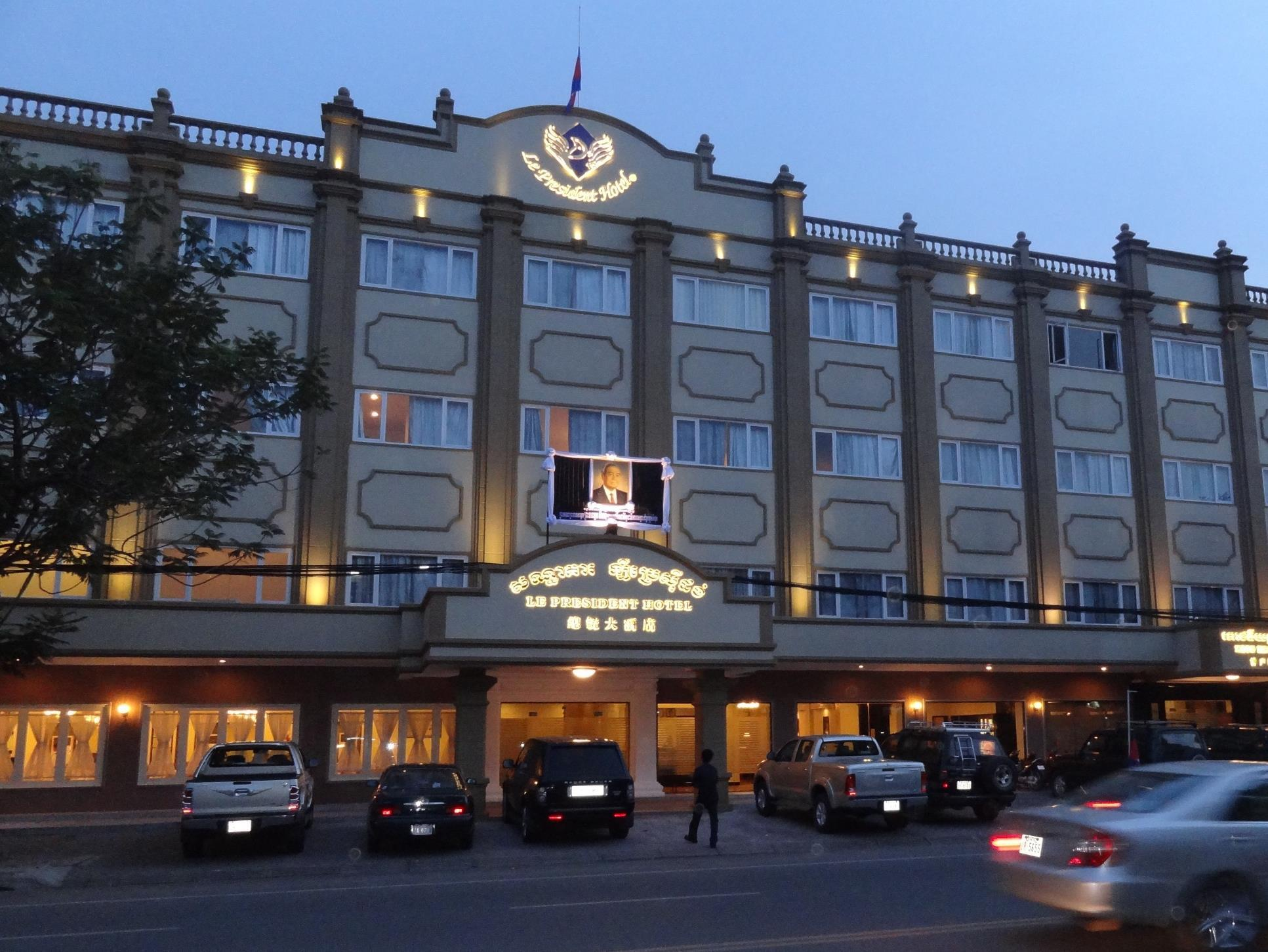 Le President Hotel