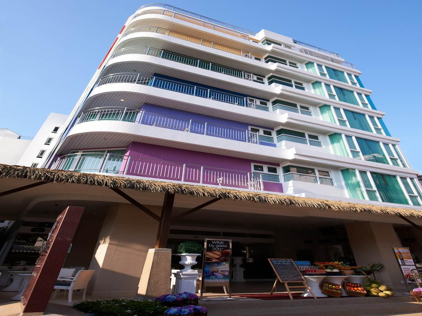 Pattaya Sea View Hotel - Hotels and Accommodation in Thailand, Asia