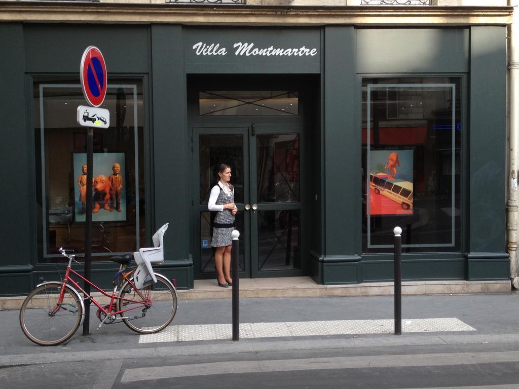 Villa Montmartre - Hotell och Boende i Frankrike i Europa