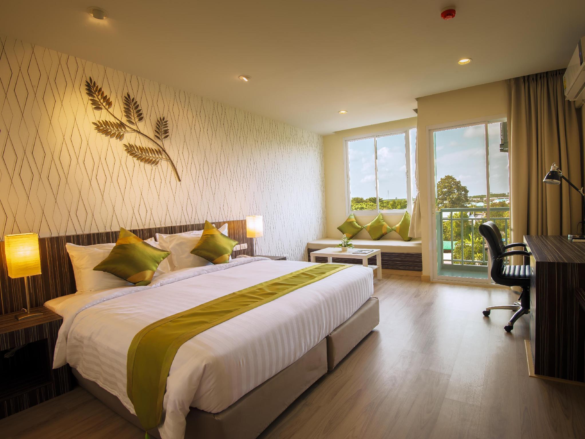 Hotell Tamarind Garden Hotel i , Rayong. Klicka för att läsa mer och skicka bokningsförfrågan