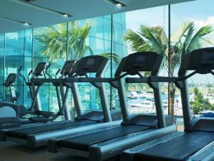 ONE15 Marina Club Szingapúr - Fitneszterem