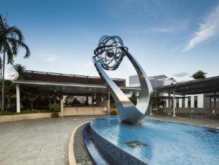ONE15 Marina Club Szingapúr - Előcsarnok