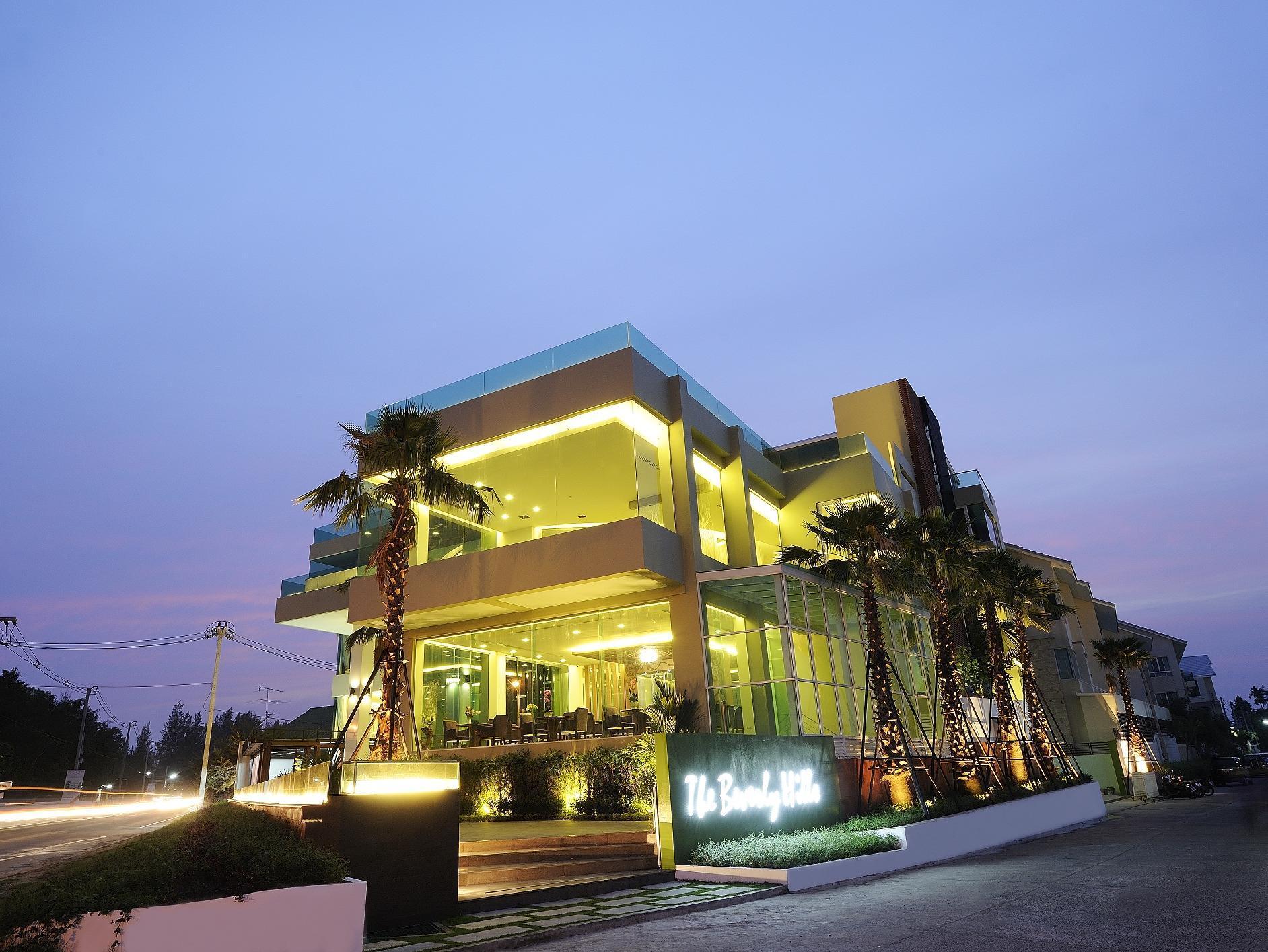 Hotell The Beverly Hills Hotel i , Khao Yai / Nakhonratchasima. Klicka för att läsa mer och skicka bokningsförfrågan