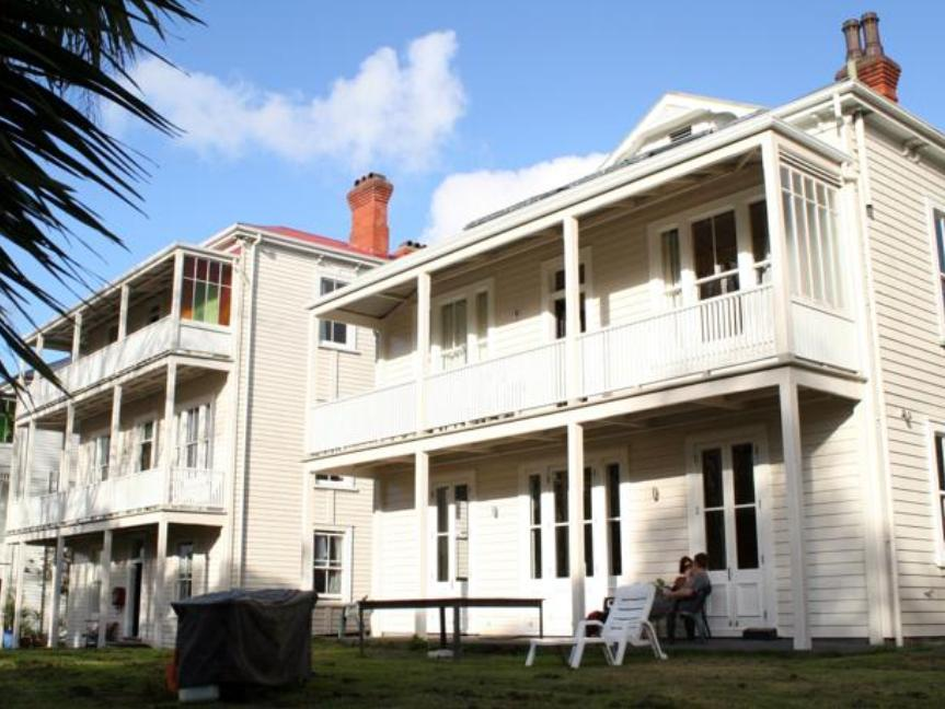 Verandahs Backpackers Lodge - Hotels and Accommodation in New Zealand, Pacific Ocean And Australia