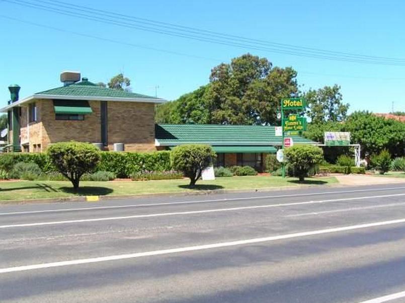 Tommo s Motor Lodge - Hotell och Boende i Australien , Narrabri