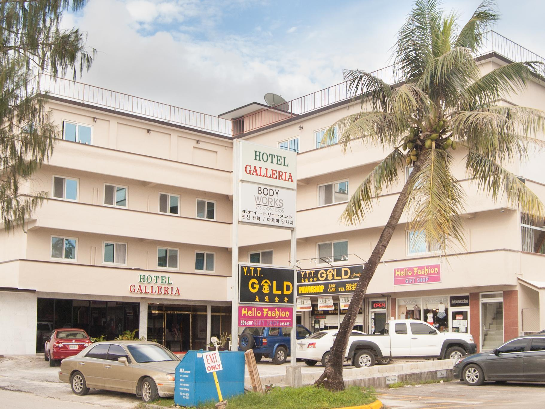Hotel Galleria - Hotels and Accommodation in Northern Mariana Islands, Pacific Ocean And Australia