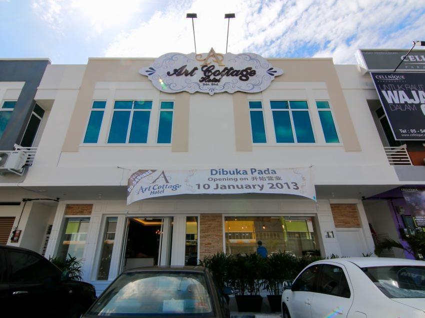 Art Cottage Hotel - Hotels and Accommodation in Malaysia, Asia