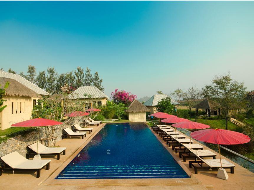 Hotell Villa Khao Phaengma i , Khao Yai / Nakhonratchasima. Klicka för att läsa mer och skicka bokningsförfrågan