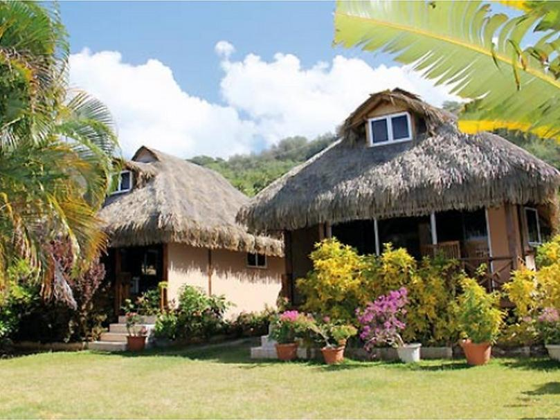 Pension Fare Aute - Hotels and Accommodation in French Polynesia, Pacific Ocean And Australia