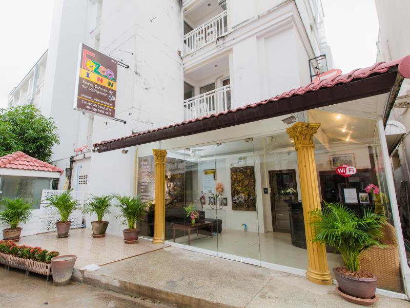 Hotell Eezee Inn Guesthouse i Patong, Phuket. Klicka för att läsa mer och skicka bokningsförfrågan