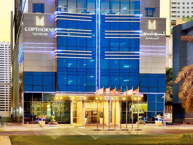 Copthorne Hotel Sharjah - Hotels and Accommodation in United Arab Emirates, Middle East
