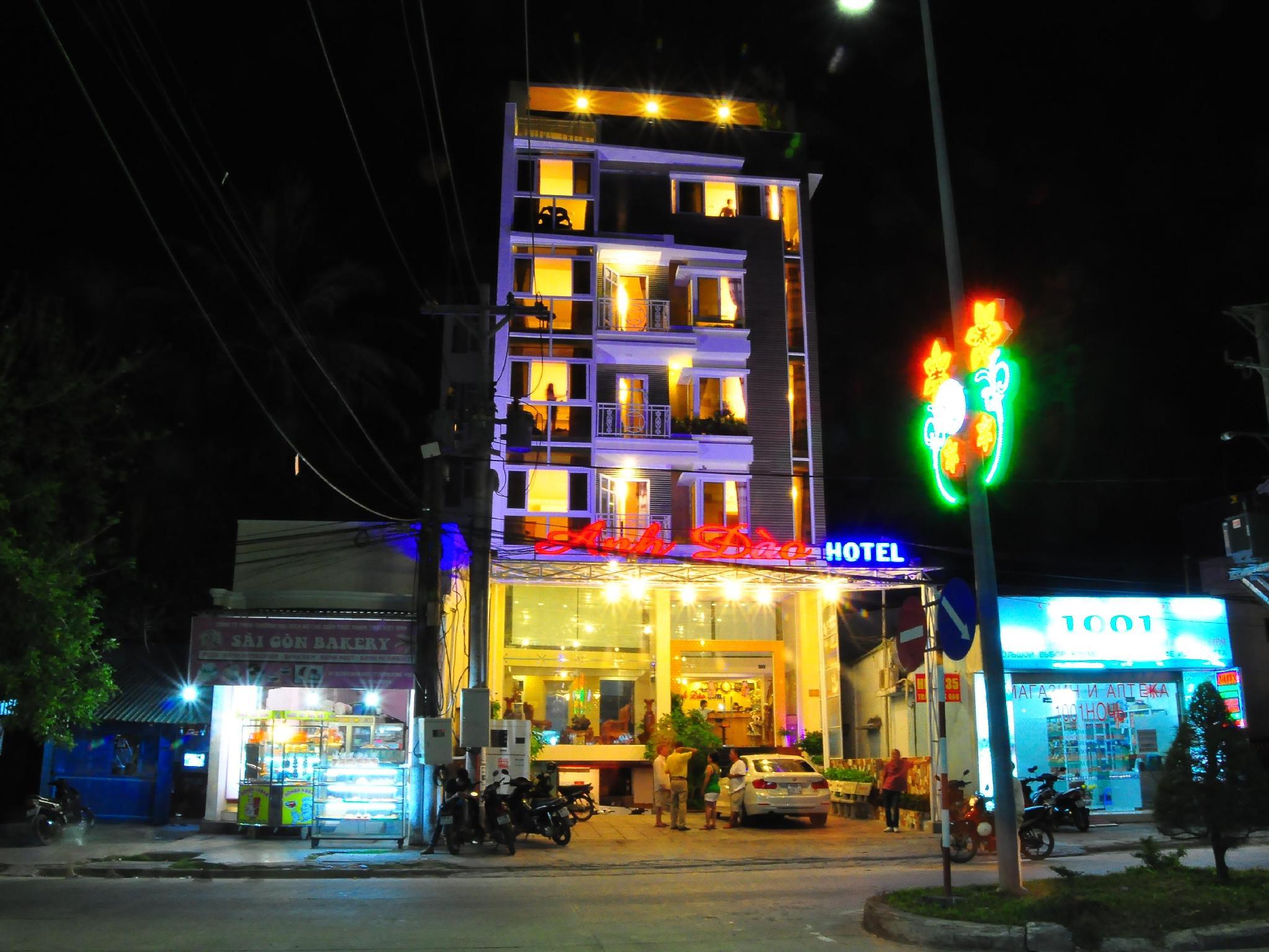 Anh Dao Hotel Phu Quoc Island - Hotel room