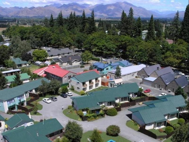Hanmer Resort Motel - Hotels and Accommodation in New Zealand, Pacific Ocean And Australia