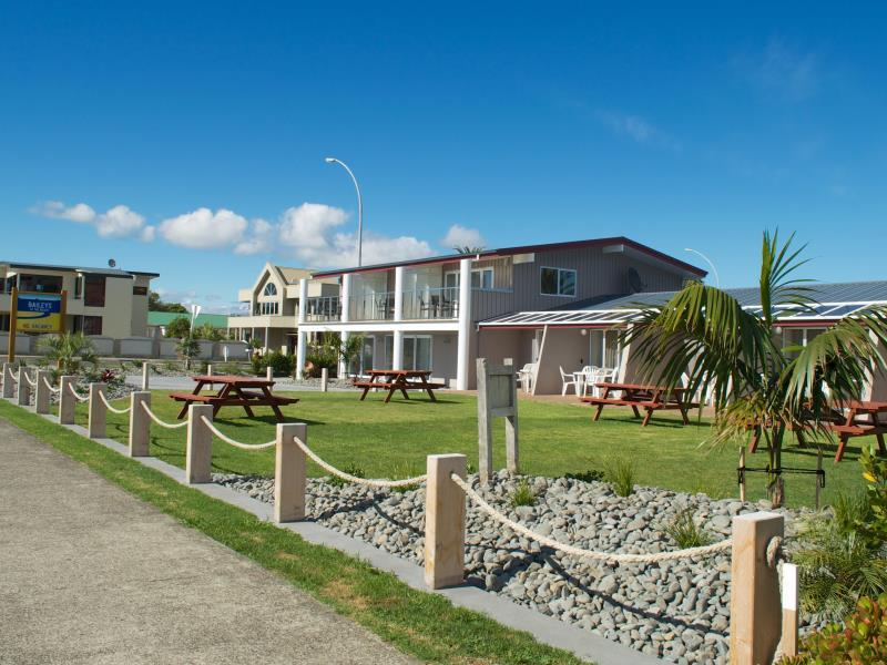 Baileys At The Beach Motel - Hotels and Accommodation in New Zealand, Pacific Ocean And Australia