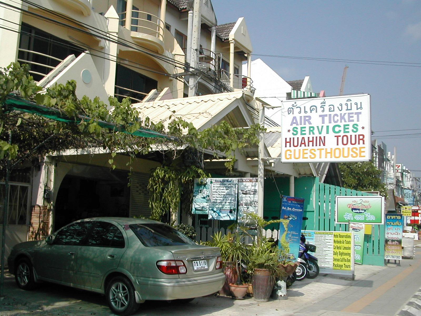 Hotell Hua Hin Tour Guest House i , Hua Hin / Cha-am. Klicka för att läsa mer och skicka bokningsförfrågan