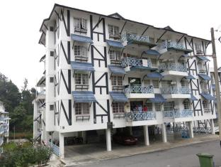 JS @ Level 2 Desa Anthurium Hotel - 1 star located at Cameron Highlands