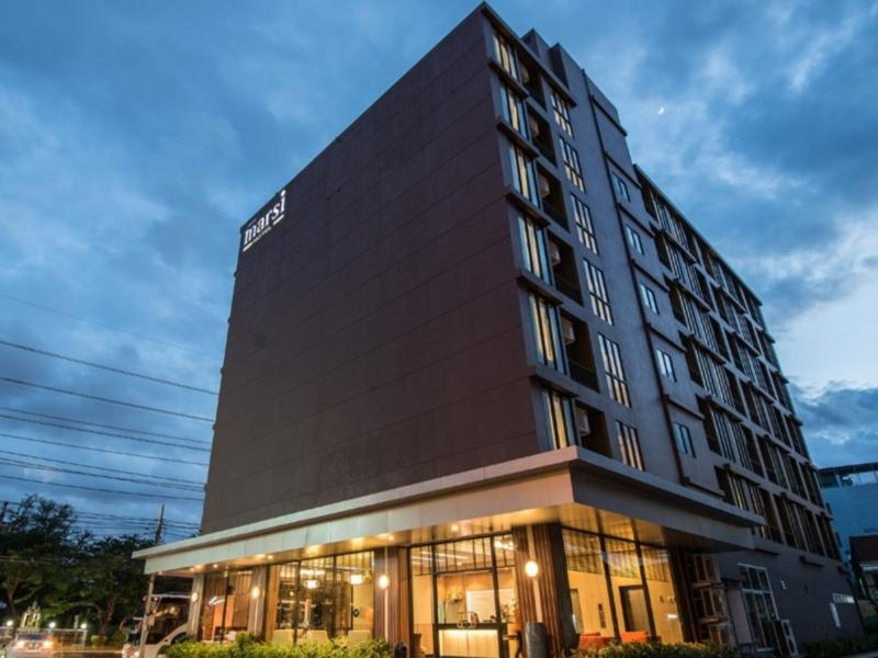 Marsi Hotel - Hotels and Accommodation in Thailand, Asia