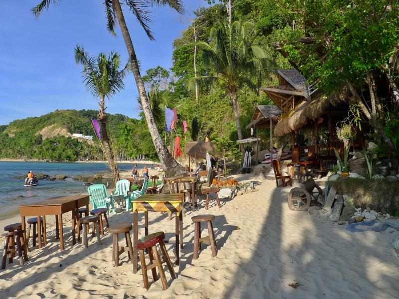 Orange Pearl Beach Resort - Hotels and Accommodation in Philippines, Asia