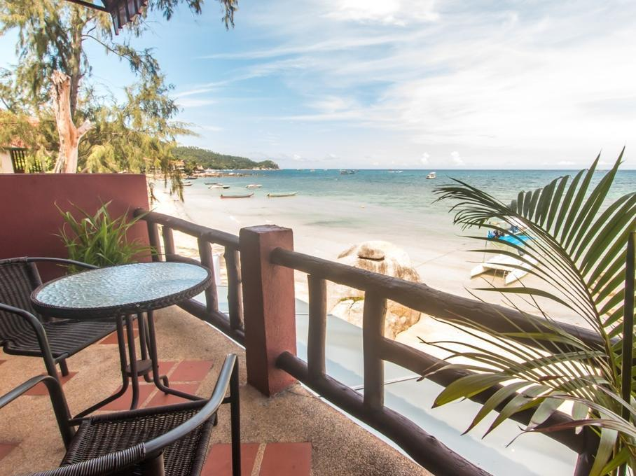 Hotell Goodtime Beach Hotel i Sairee Beach, Koh Tao (Suratthani). Klicka för att läsa mer och skicka bokningsförfrågan