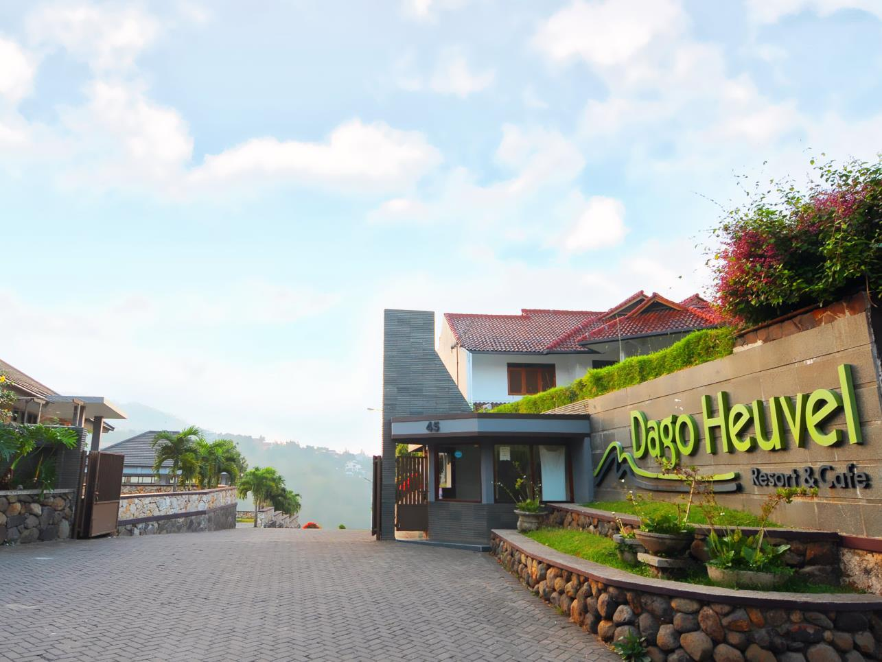 Dago Heuvel Resort - Hotels and Accommodation in Indonesia, Asia