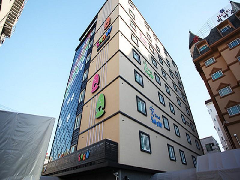 โรงแรม โชว์ เชโอนาน  (Show Hotel Cheonan)