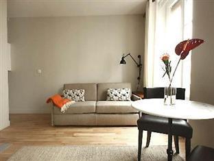 Parisian Home Apartments Bastille