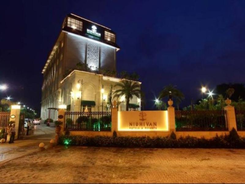Nidhivan Hotels & Resorts, Vrindavan Mathura