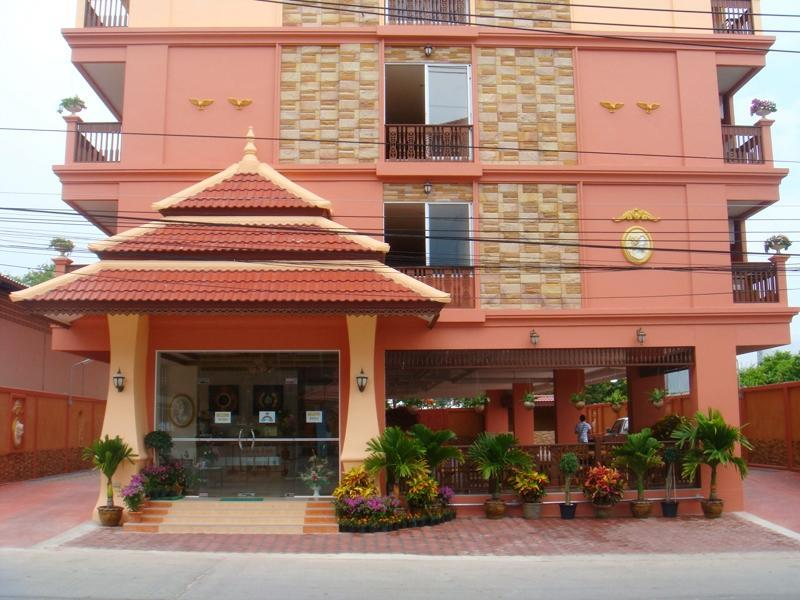 Navin Mansion 3 - Hotels and Accommodation in Thailand, Asia