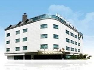 TaePyungYang Tourist Hotel